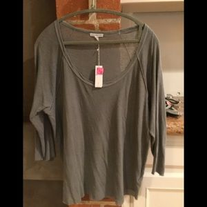 Long sleeve James Perse